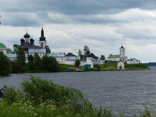 Le monastère de Saint Cyrille du Lac Blanc