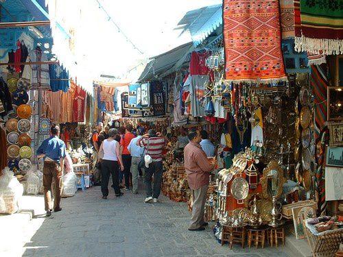 J'ai visité Tunis