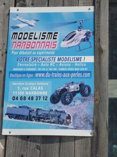 L'aérodrome de Narbonne