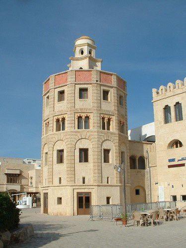 Dernière flânerie dans Yasmine-Hammamet.