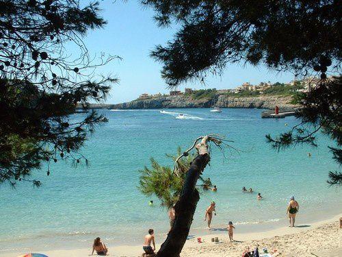 Mon dernier jour à Majorque.