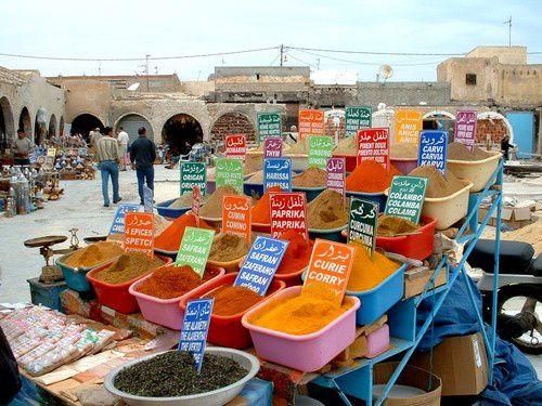 L'aventure dans le  désert tunisien ...