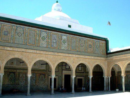 De Gafsa  à  Kairouan.