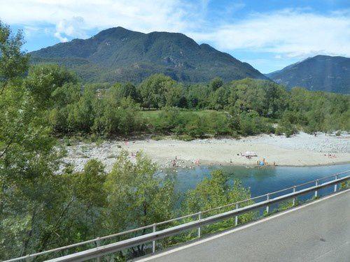 Quelques paysages du Tessin