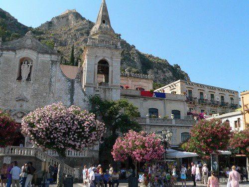 Taormine, le &quot&#x3B; Saint Tropez &quot&#x3B; sicilien !
