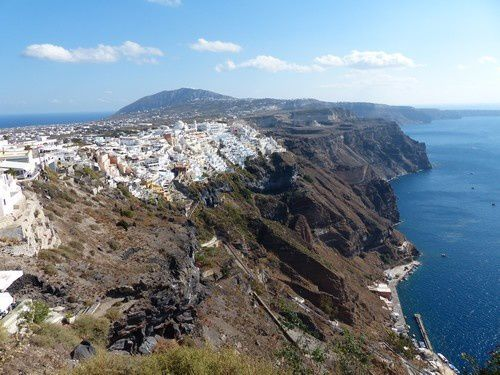 Fira, un village-capitale !