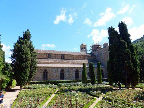 Une après midi dans l'abbaye de Fontfroide  # 2