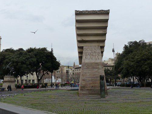 Je re-découvre la Rambla de Barcelone