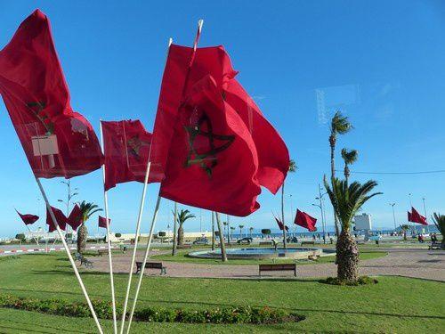 Visite de Tétouan au Maroc  (1)
