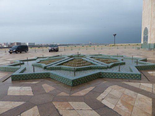 Casablanca : la mosquée d'Hassan II