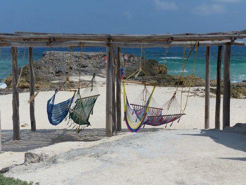 La pointe sud de Cozumel est sauvage !