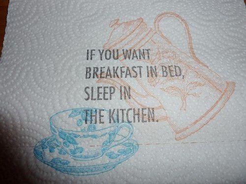 Alors cuisine ou chambre à coucher ?