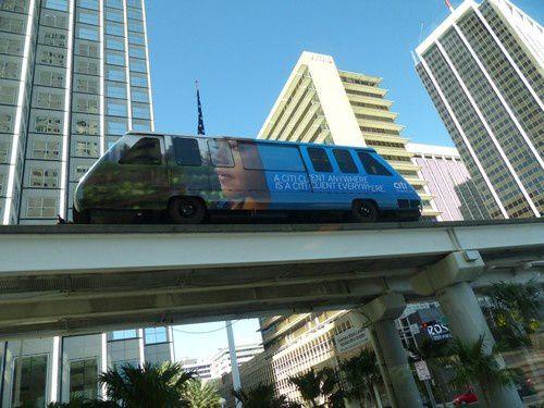 Suite et fin de la visite de Miami.