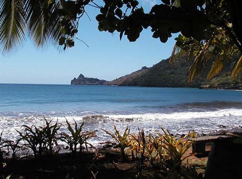 Mon rêve : aller aux îles Marquises.