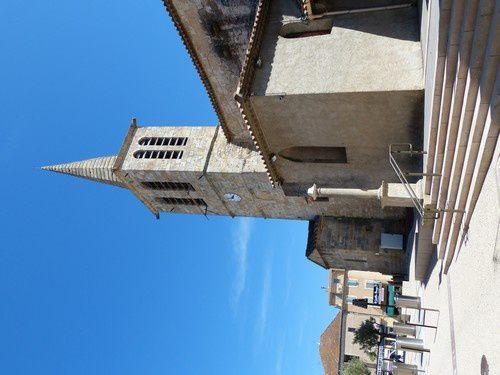 Fleury la ville médiévale de l'Aude.