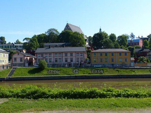 Traversée de la capitale finlandaise