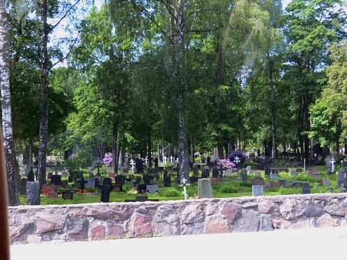 Helsinki : du stade olympique au parc Sibelius.