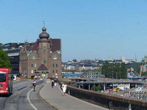 Stockholm  me voilà !