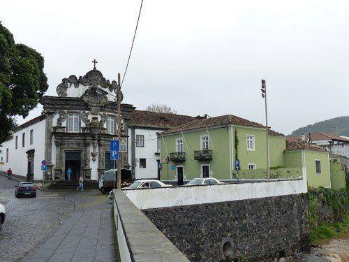 Açores : de Santa Barbara  à Ribeira Grande.
