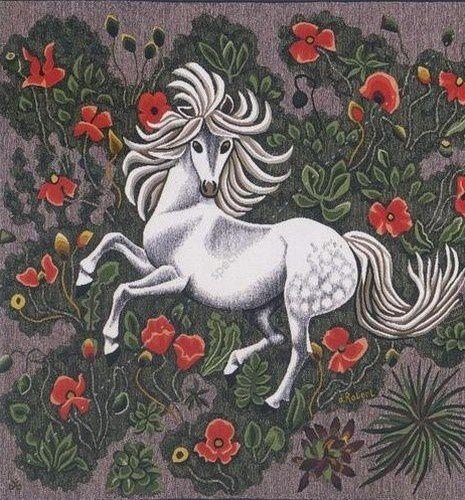 Dom Robert, peintre cartonnier de la tapisserie.