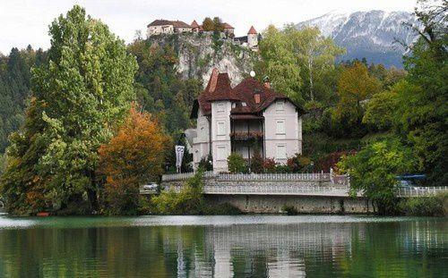 Petits villages slovènes