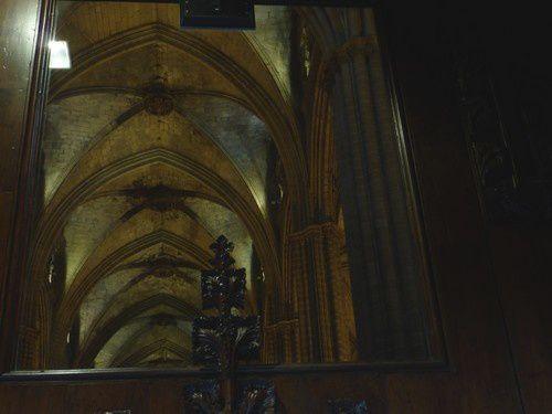 Barcelone : La cathédrale Sainte Croix et Sainte Eulalie