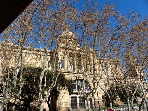 Barcelone : de Montjuic au parc de l'Espagne Industrielle.