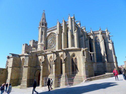 La basilique Saint Nazaire de Carcassonne