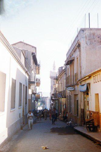 Découverte de la ville algérienne de Tébessa en 1960