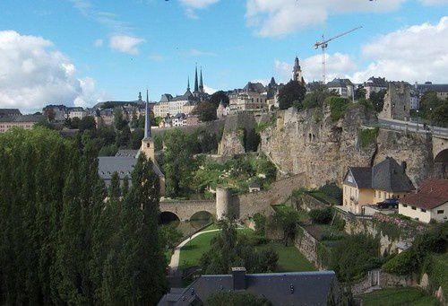 Les plus petites capitales d'Europe .