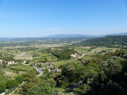 Gordes, l'un des plus beaux villages de France.