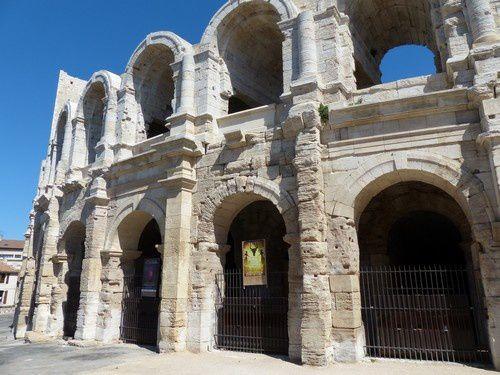 Le patrimoine antique de Arles