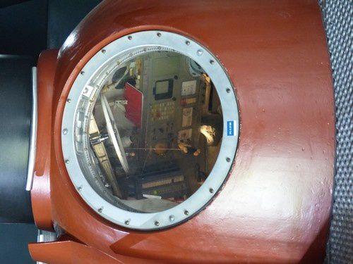 J'ai eu envie de voyager...dans l'espace !