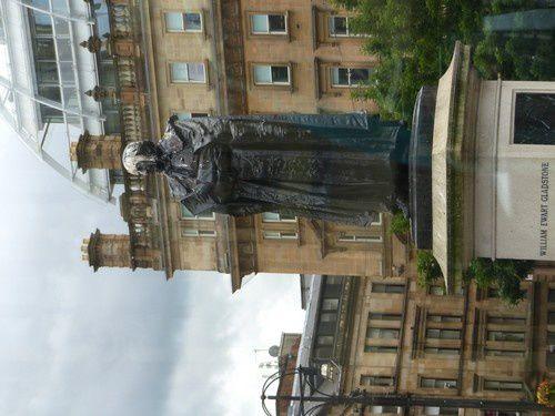 Le coeur de ville de Glasgow