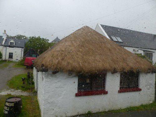 Arrivée sur l'île de Skye