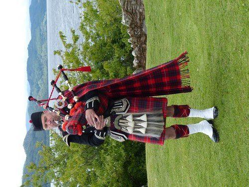 Urquhart, le château sur les bords du Loch Ness