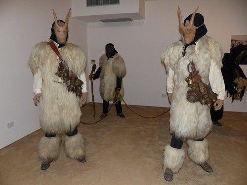 Le musée des traditions sardes à Nuoro.