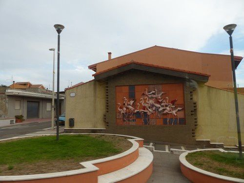 La basilique Santa Giusta