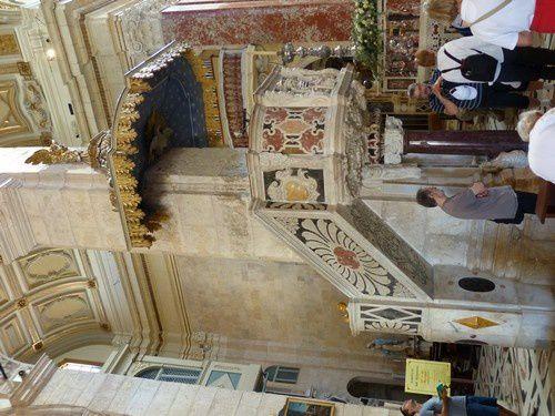 La cathédrale Sainte Marie de Cagliari