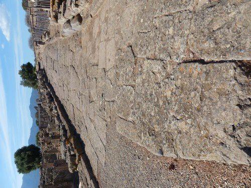 Le site pré-romain de Nora