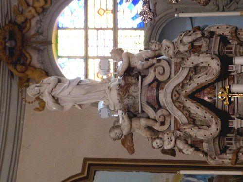 La cathédrale de Bosa