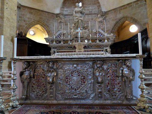 La cathédrale d'Alghero