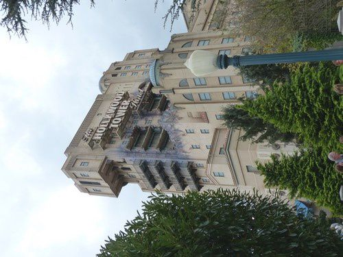Les attractions de Eurodisney  ( 2)