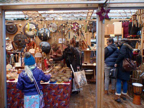 Marché de Noël à Berne