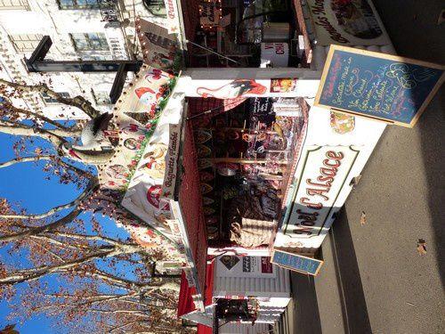 Le marché de Noël à Narbonne