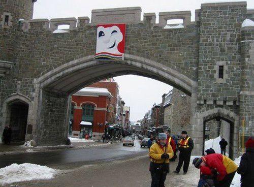 Le carnaval commence aujourd'hui dans la ville de Québec.