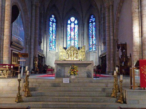 La cathédrale de Sion