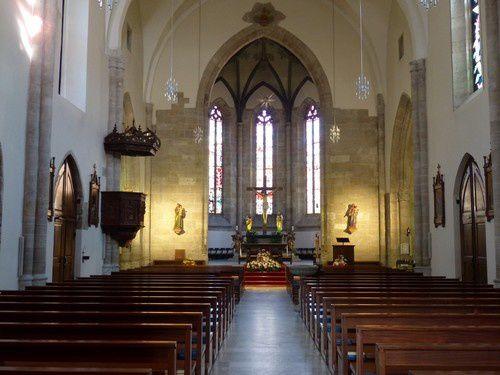 L'église de Saint Théodule.