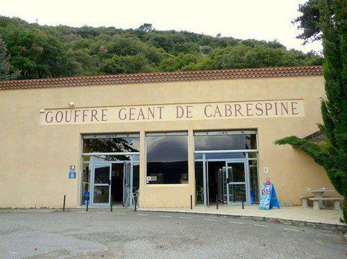 Féerie souterraine à Cabrespine