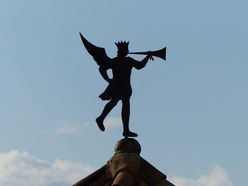 Les statues de Gérone